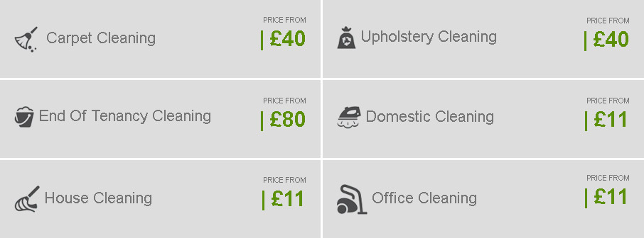 best value for carpet cleaning around sw15